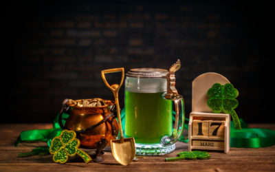 St Patrick's Day Party Facts